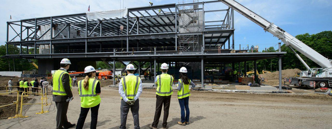 IPB Construction Site