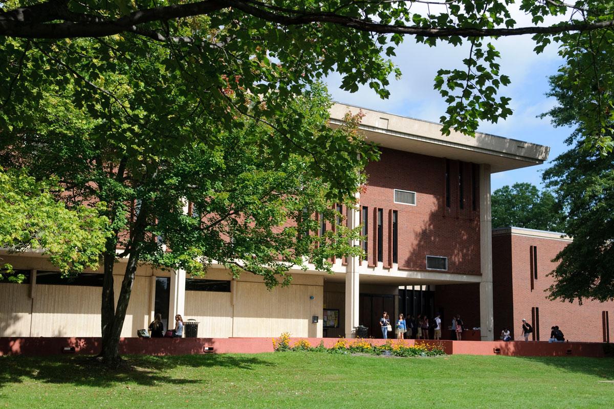 West Hartford Undergraduate Building